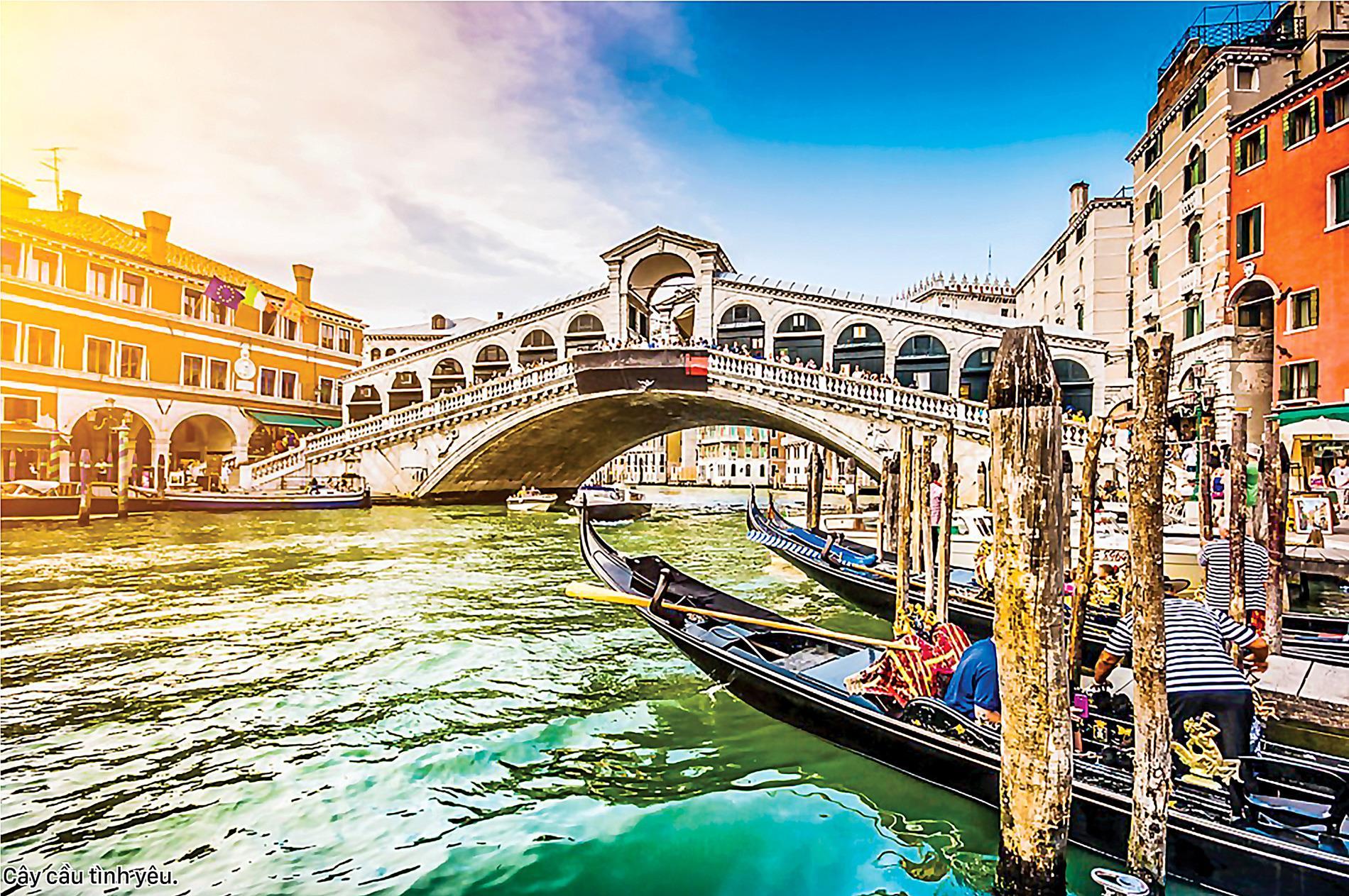 Venice Thành phố trên biển  ảnh 1