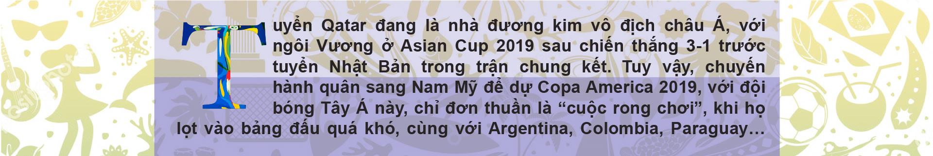 QATAR - Cuộc rong chơi của nhà vô địch châu Á ảnh 1