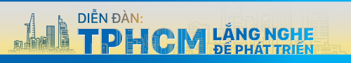 Diễn đàn TPHCM Lắng nghe để phát triển