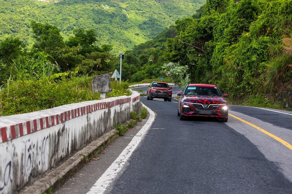 Hành trình 6.000km chạy xuyên Việt của xe Vinfast ảnh 5