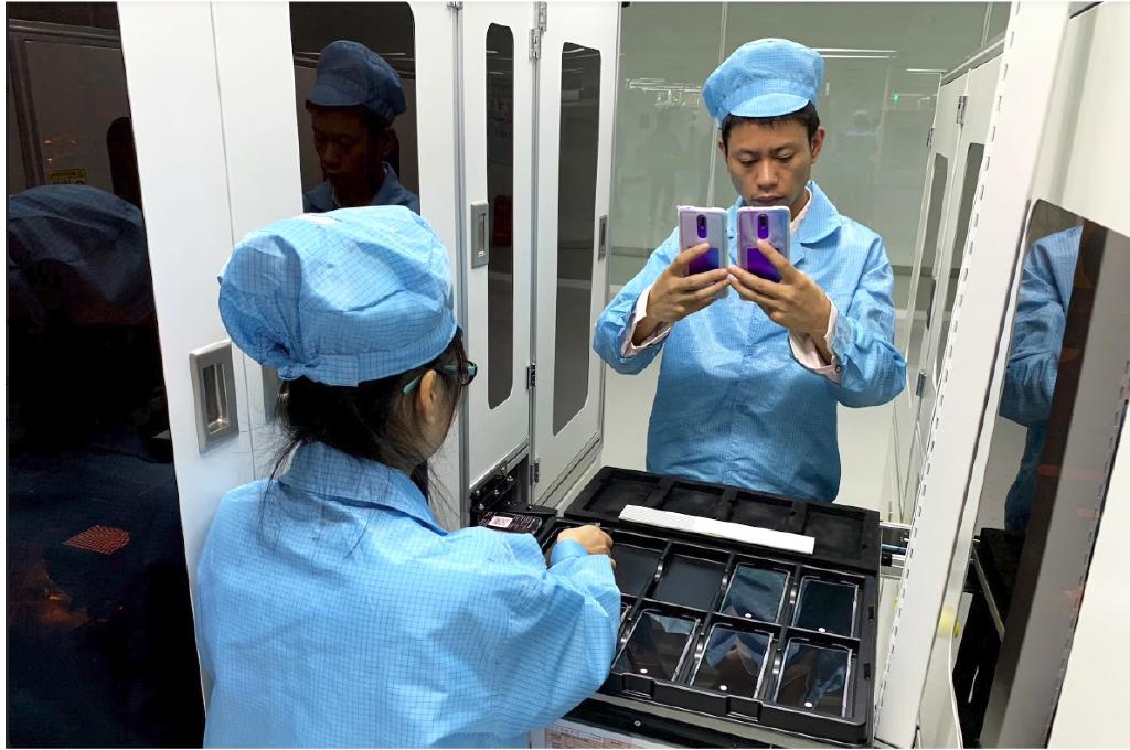 Có gì bên trong nhà máy sản xuất smartphone của OPPO? ảnh 10