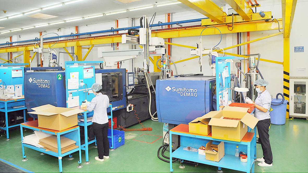 Ngành cơ khí Việt Nam Sẵn sàng bước vào kỷ nguyên công nghiệp 4.0?
