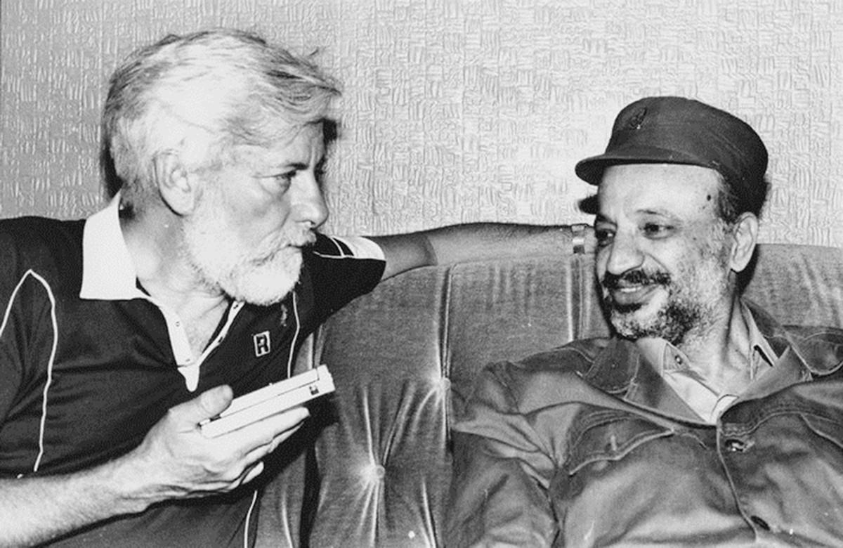 Yasser Arafat thoát khỏi bộ máy ám sát của Israel- Bài 2: Tê liệt