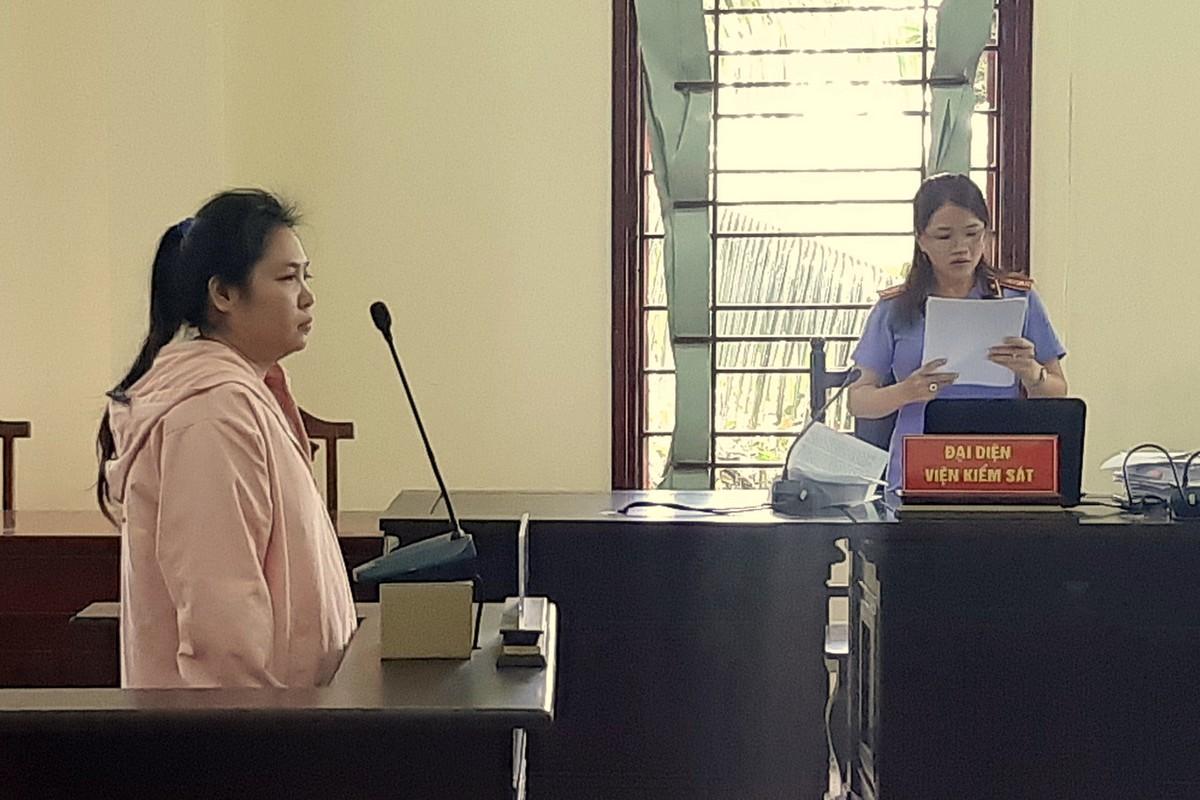 Nữ thủ quỹ nhận 16 năm 6 tháng tù vì 2 lần tham ô tài sản