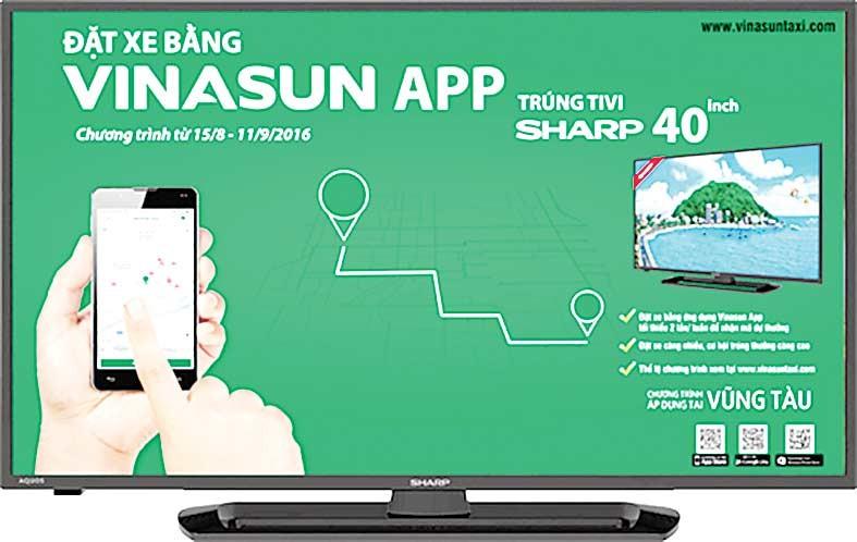 sharp tv app