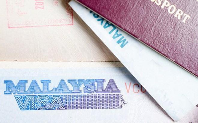 Kết quả hình ảnh cho visa malaysia
