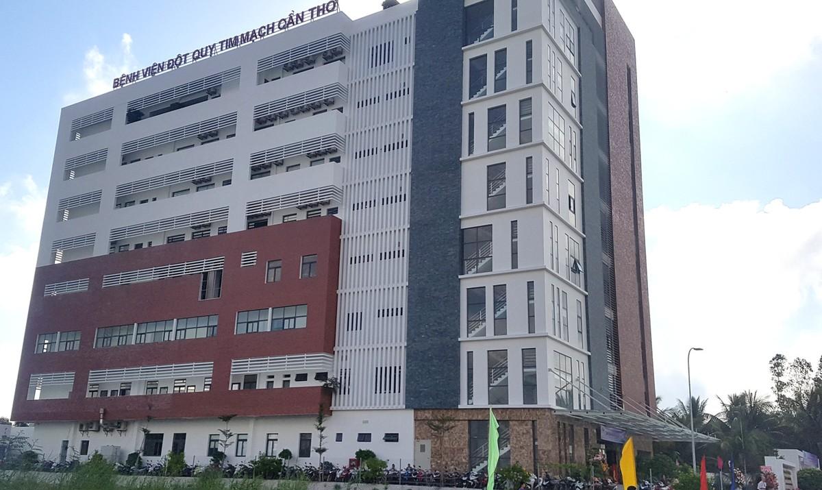 Kết quả hình ảnh cho bệnh viện đột quỵ cần thơ