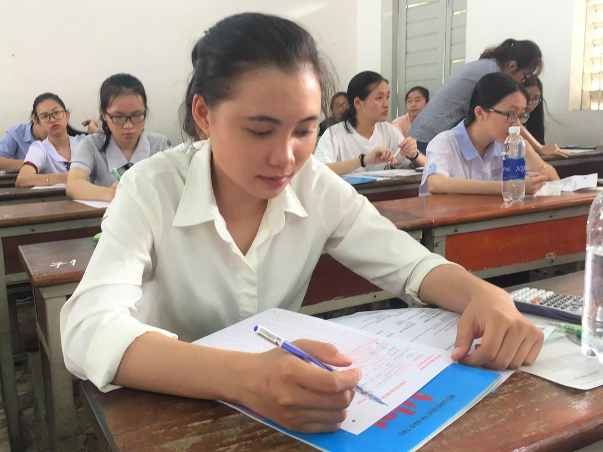 ĐH Quốc gia TPHCM công bố kết quả điểm thi đánh giá năng lực đợt 1
