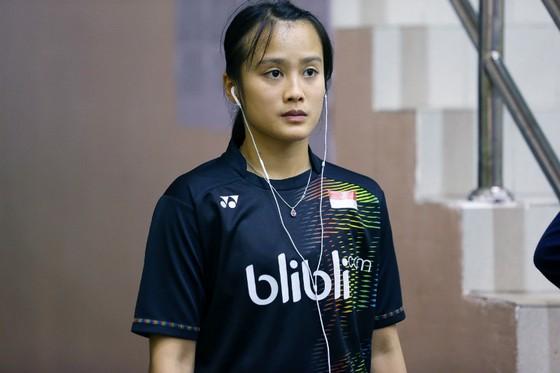 Những bóng hồng ở Giải cầu lông Việt Nam Open 2017 ảnh 4