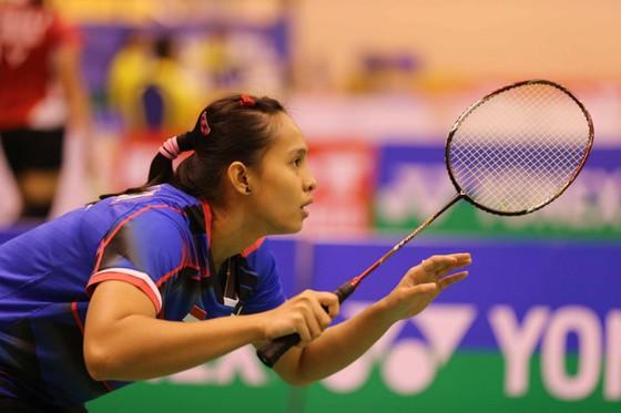Những bóng hồng ở Giải cầu lông Việt Nam Open 2017 ảnh 6