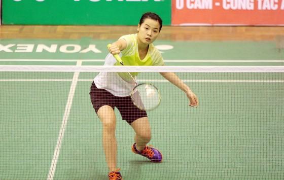 Những bóng hồng ở Giải cầu lông Việt Nam Open 2017 ảnh 7