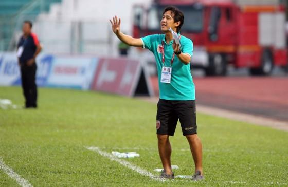 HLV Minh Phương thất vọng về cuộc hành trình của Long An ảnh 1