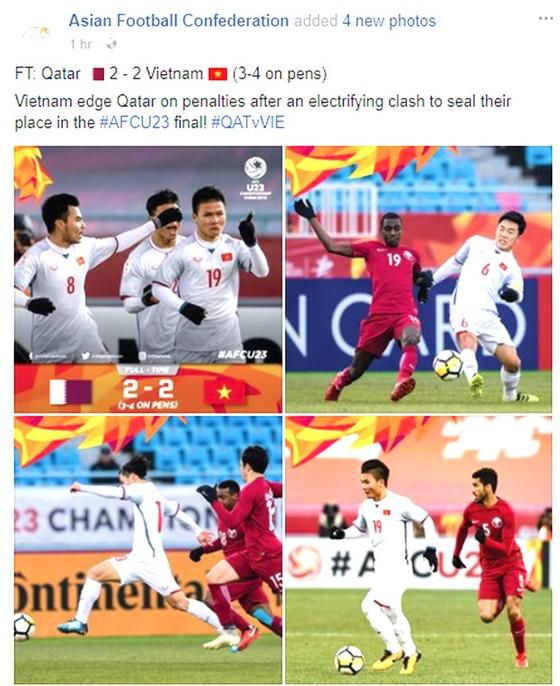 Báo chí châu Á: Chưa thôi sửng sốt với chiến tích của U23 Việt Nam ảnh 2