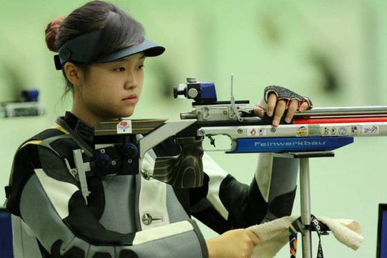 World Cup bắn súng Changwon 2018: Hoàng Xuân Vinh tìm lại cảm giác chiến thắng? ảnh 1