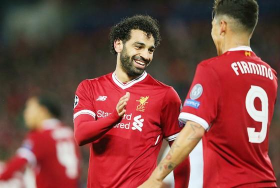 Mohamed Salah chơi tuyệt hay từ đầu mùa giải, và đã được nhắm cho danh hiệu Quả bóng Vàng thế giới. Ảnh: Daily Mail