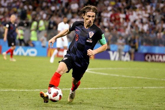 Luka Modric là cầu thủ trưởng thành từ CLB Dinamo Zagreb. Ảnh: FIFA