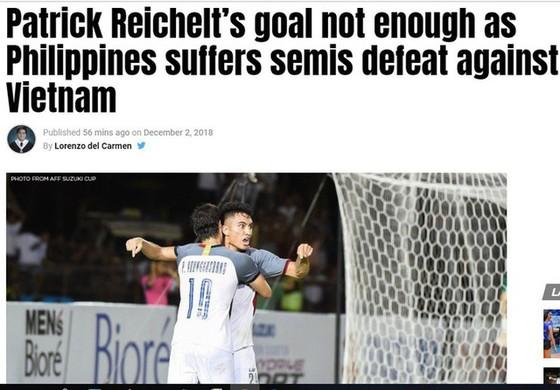 AFF Cup 2018: Giới truyền thông Philippines thất vọng về đội tuyển ảnh 1