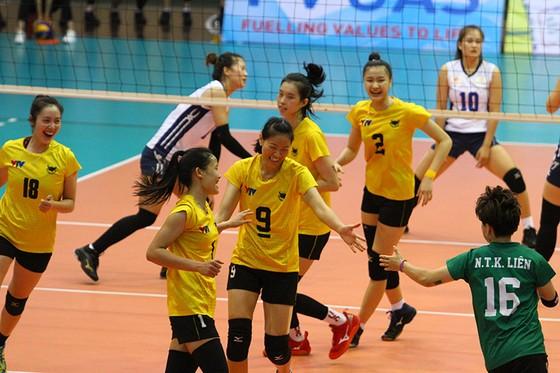 Chung kết giải bóng chuyền VĐQG 2018: Ngọc Hoa đoạt cúp cho VTV Bình Điền Long An ảnh 4