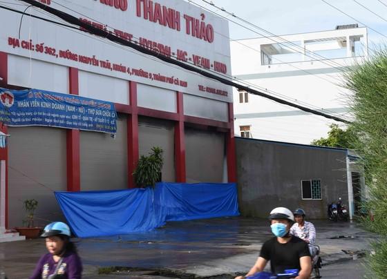 Cà Mau: Hỏa hoạn thêu rụi nhiều xe tại cửa hàng kinh doanh xe ô tô  ảnh 1