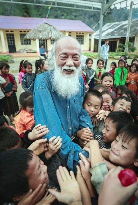 Hôm nay, thầy Văn Như Cương về thăm học trò lần cuối ảnh 13