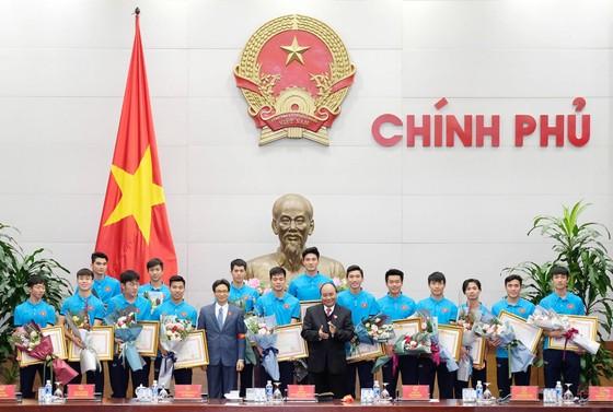 Thủ tướng mong muốn nhân rộng bản lĩnh, ý chí đội U23 Việt Nam trên tất cả các lĩnh vực  ảnh 1