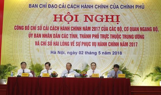 Ngân hàng Nhà nước và tỉnh Quảng Ninh dẫn đầu chỉ số cải cách hành chính 2017 ảnh 1