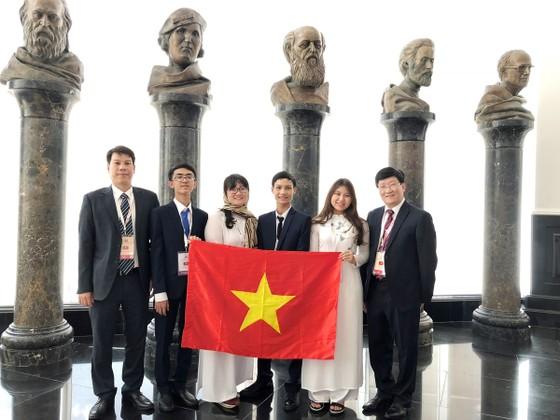 Thí sinh Việt Nam đạt điểm cao nhất Olympic Sinh học quốc tế 2018 ảnh 1