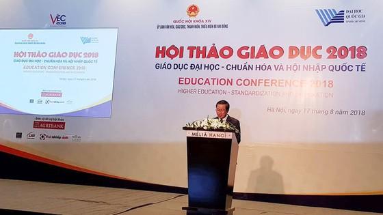Đại học Việt Nam cần tự chủ cao hơn ảnh 1
