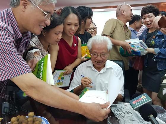 3 giờ nói về sách tiếng Việt công nghệ giáo dục của GS Hồ Ngọc Đại ảnh 2