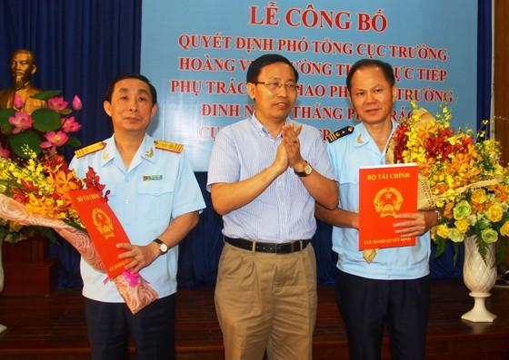 Ông Đinh Ngọc Thắng phụ trách Cục Hải quan TPHCM ảnh 1