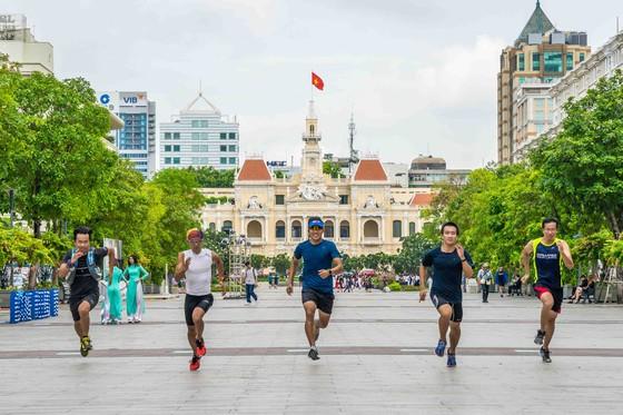 Giải Marathon Quốc tế TPHCM Techcombank thu hút hơn 3.000 người tham gia ảnh 2