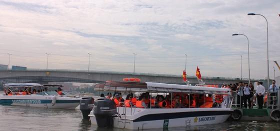 """Mở 7 tour du lịch, thêm tuyến tàu cao tốc """"hút"""" khách đường sông ảnh 1"""