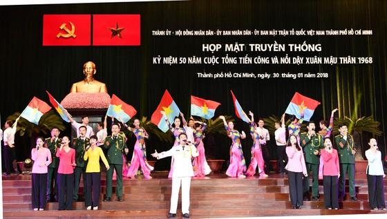 TPHCM họp mặt truyền thống Kỷ niệm 50 năm cuộc Tổng tiến công và nổi dậy Xuân Mậu Thân 1968 ảnh 6