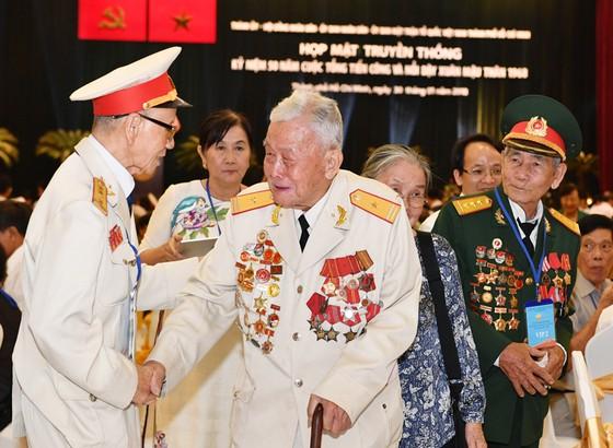 TPHCM họp mặt truyền thống Kỷ niệm 50 năm cuộc Tổng tiến công và nổi dậy Xuân Mậu Thân 1968 ảnh 2