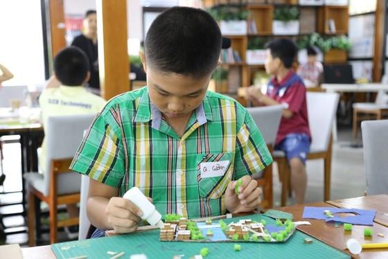Trẻ em sáng tạo: Thành phố  thông minh và thân thiện với trẻ em ảnh 1
