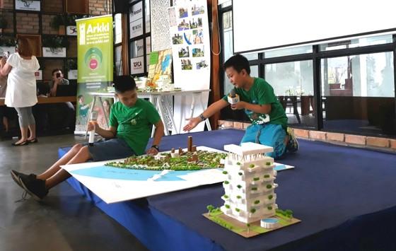 Trẻ em sáng tạo: Thành phố  thông minh và thân thiện với trẻ em ảnh 2