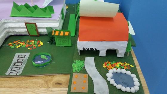 Trẻ em Làng SOS thiết kế TPHCM thông minh, thân thiện ảnh 3