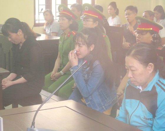 Bảo mẫu bạo hành trẻ em tại cơ sở mầm non Mầm Xanh lãnh án 3 năm tù giam ảnh 1