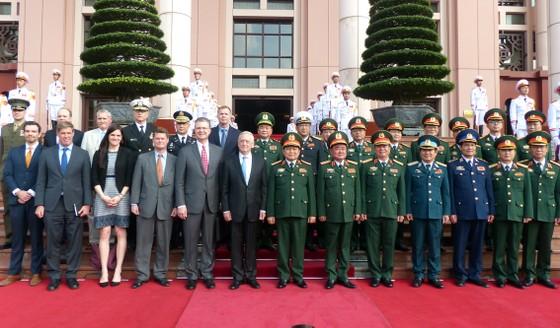 Tàu sân bay Hoa Kỳ sẽ thăm Việt Nam vào tháng 3-2018 ảnh 4
