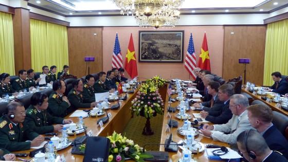 Tàu sân bay Hoa Kỳ sẽ thăm Việt Nam vào tháng 3-2018 ảnh 2