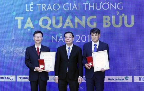 Vinh danh 3 nhà khoa học đoạt giải thưởng Tạ Quang Bửu 2018 ảnh 2