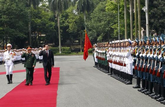 Bộ trưởng Bộ Quốc phòng Hàn Quốc ủng hộ lập trường của Việt Nam trong vấn đề Biển Đông ảnh 2