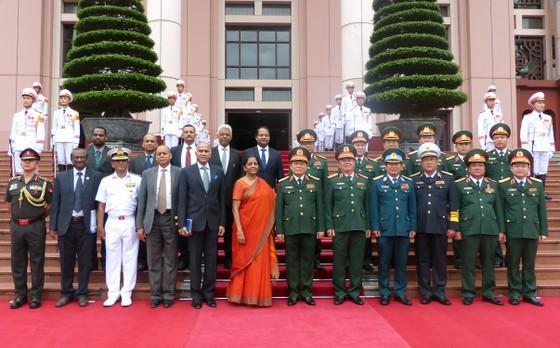 Việt Nam và Ấn Độ tăng cường hợp tác quốc phòng ảnh 3