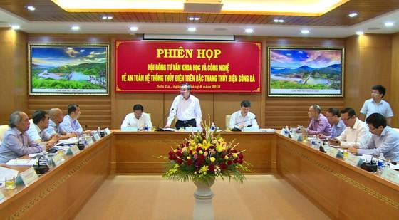 """Bộ trưởng Chu Ngọc Anh: """"Hệ thống thủy điện bậc thang trên sông Đà đang vận hành an toàn"""" ảnh 1"""