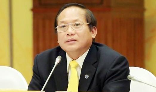 Tạm đình chỉ công tác Bộ trưởng Bộ Thông tin và Truyền thông Trương Minh Tuấn ảnh 1