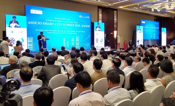 Xây dựng  thành thị   thông minh hơn, an toàn hơn bằng  những giải pháp  số
