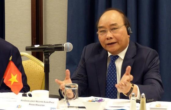 Thủ tướng Nguyễn Xuân Phúc gặp gỡ cộng đồng doanh nghiệp Hoa Kỳ ảnh 2