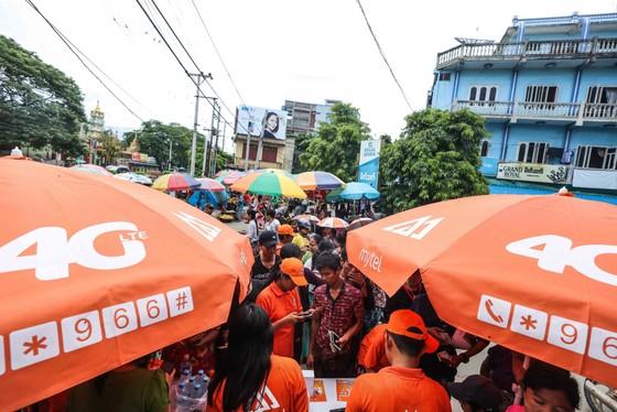 Viettel lập kỷ lục mới tại thị trường Myanmar ảnh 1