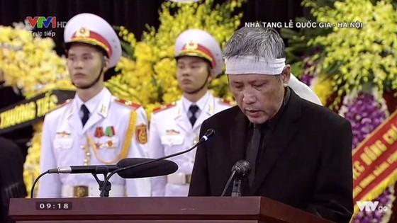 Tổ chức trọng thể Lễ truy điệu nguyên Tổng Bí thư Đỗ Mười ảnh 5