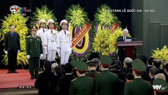 Tổ chức trọng thể Lễ truy điệu nguyên Tổng Bí thư Đỗ Mười ảnh 3